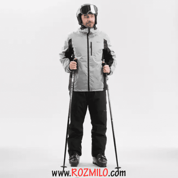 کاپشن اسکی مردانه WEDZE 180